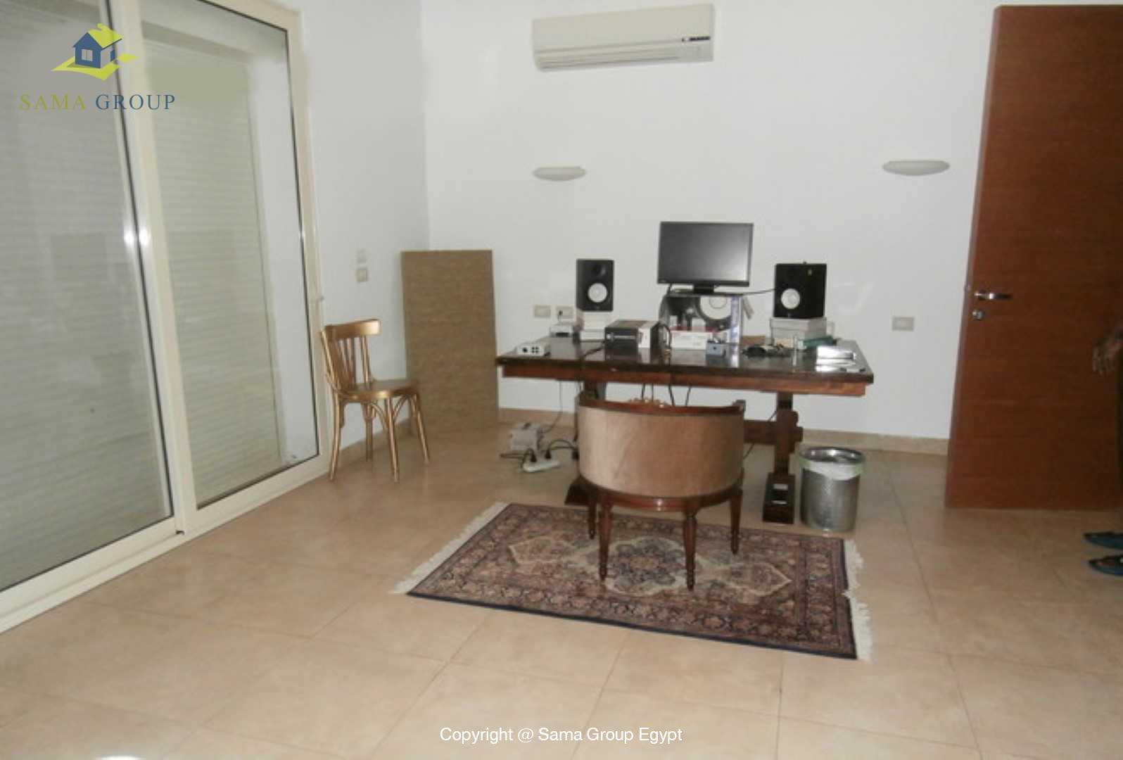 Amazing Villa With Pool For Rent In Lake View,Modern Furnished,Villa NO #6
