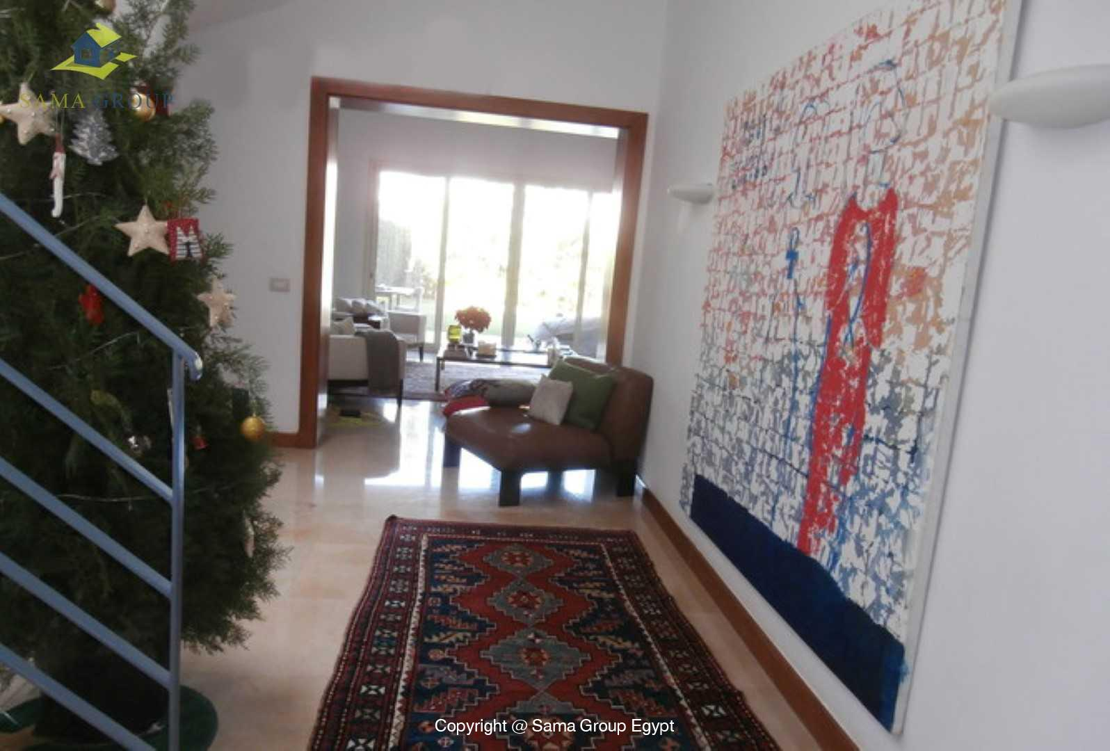 Amazing Villa With Pool For Rent In Lake View,Modern Furnished,Villa NO #5