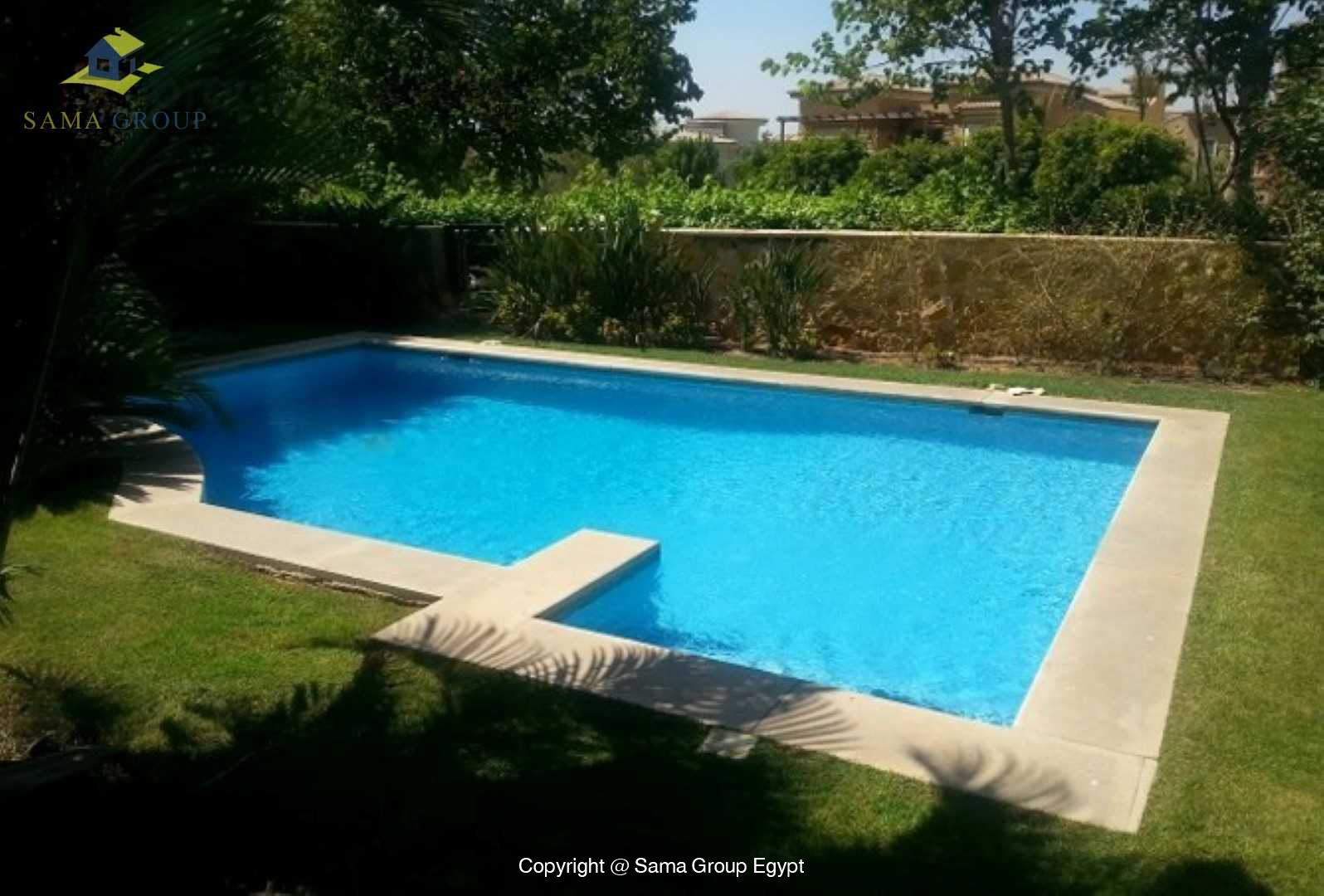Villa with Pool For Rent In Lake View,Modern Furnished,Villa NO #7