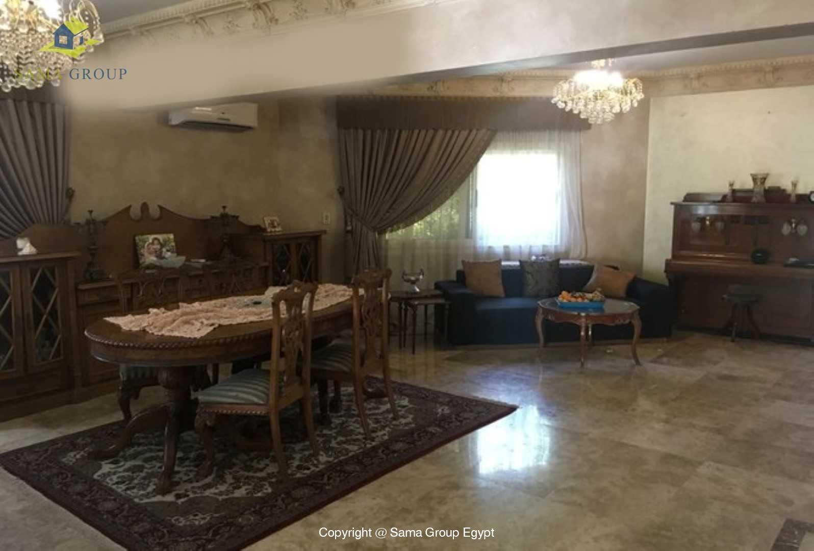 Villa  For Rent In Katameya Residence,Modern Furnished,Villa NO #2