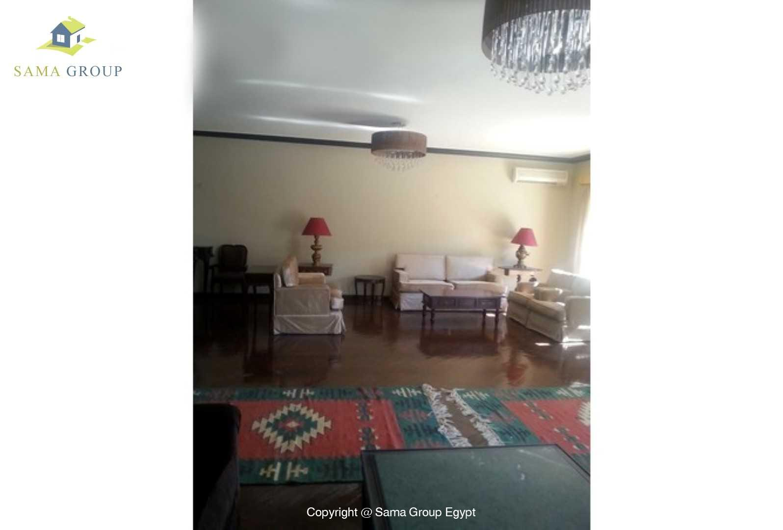 villa For Rent In Katameya Residence,Furnished,Villa NO #11