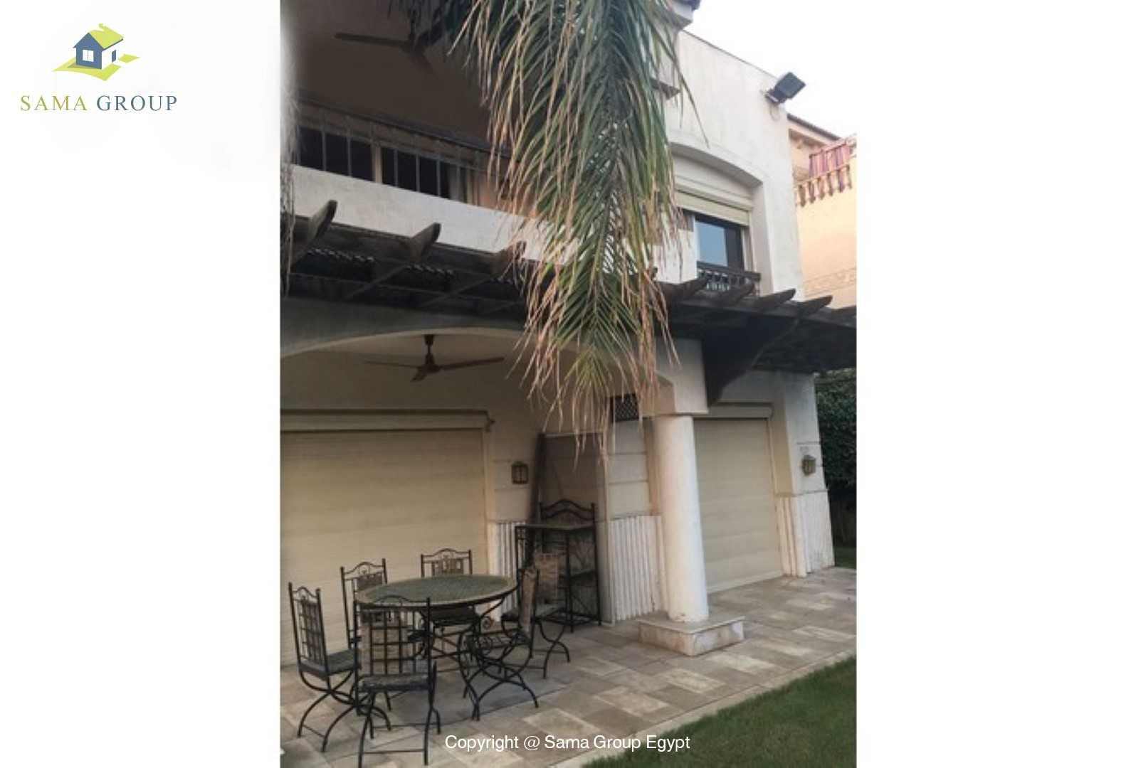 villa For Rent In Katameya Residence,Furnished,Villa NO #8