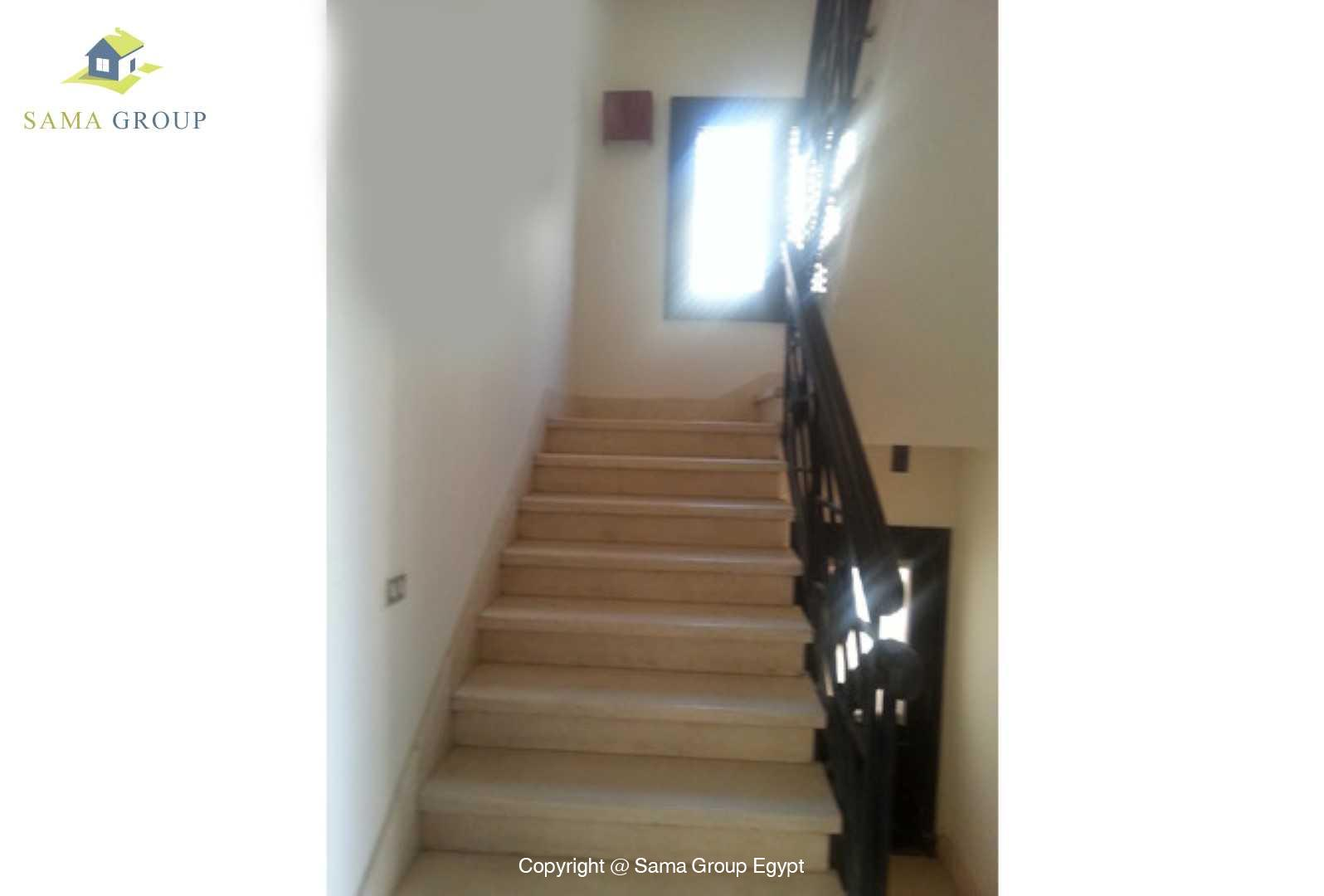 villa For Rent In Katameya Residence,Furnished,Villa NO #7