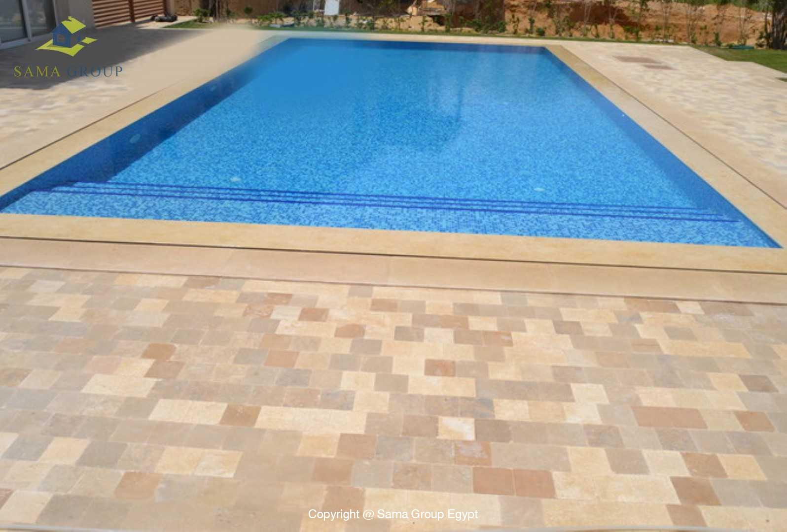 Villa For Rent In Katameya Dunes,Semi furnished,Villa NO #8