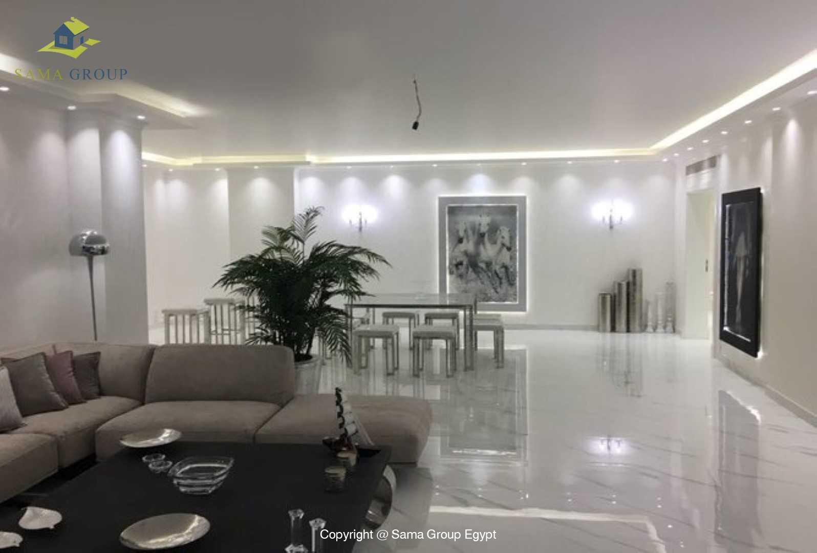 Modern Apartment For Rent In Katameya Dunes