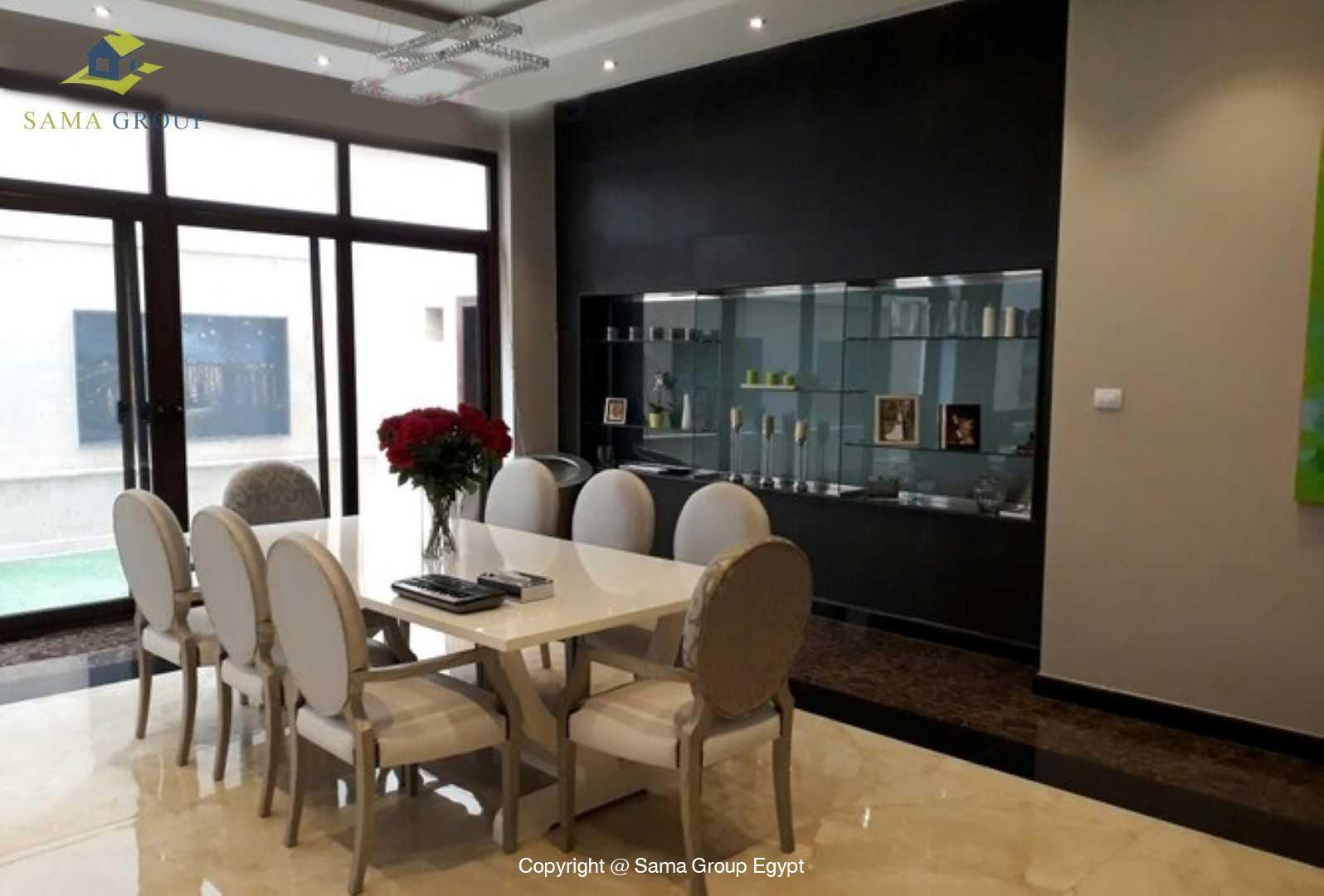 Ultra Modern Apartment For Rent In New Cairo West Golf,Modern Furnished,Apartment NO #9