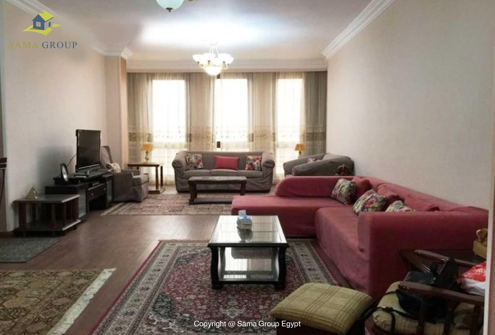 Apartment For Rent In Chouifat New Cairo,Modern Furnished,Apartment NO #1