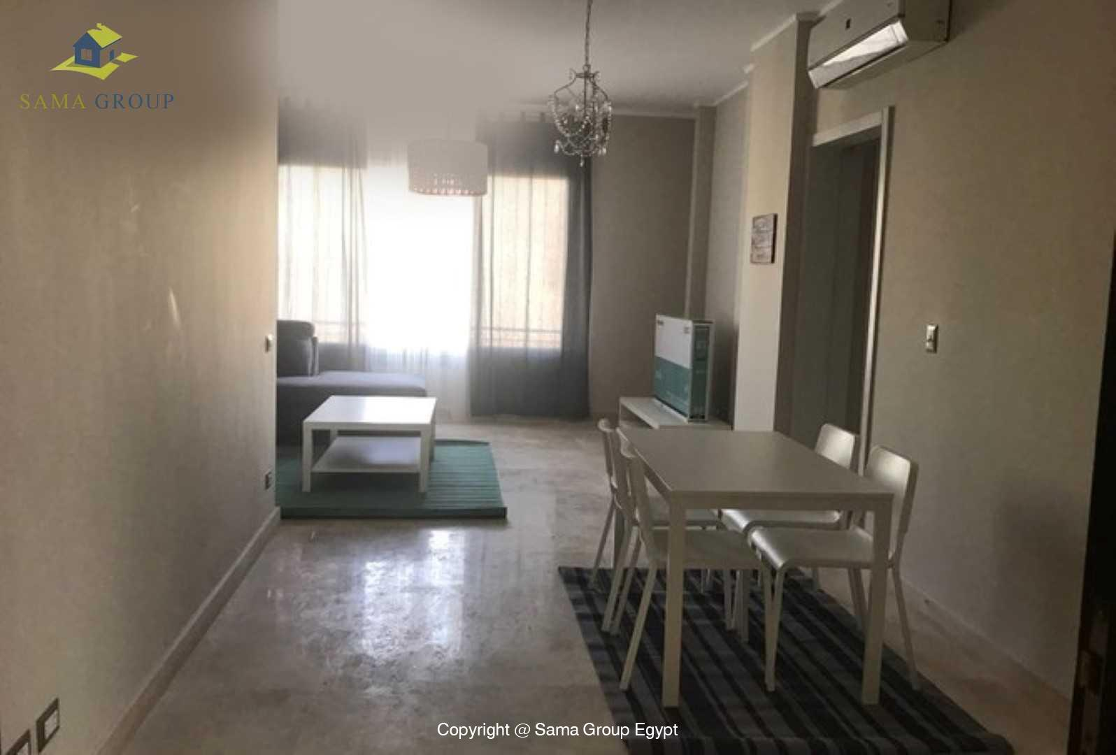 Studio For Rent In Village Gate New Cairo,Modern Furnished,Studio NO #8