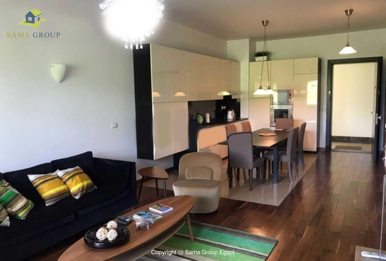 Modern Apartment For Rent In Katameya Heights,Modern Furnished,Apartment NO #1