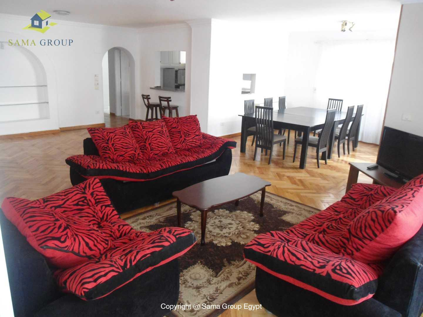 Apartment For Rent In Maadi Degla,Modern Furnished,Apartment NO #20