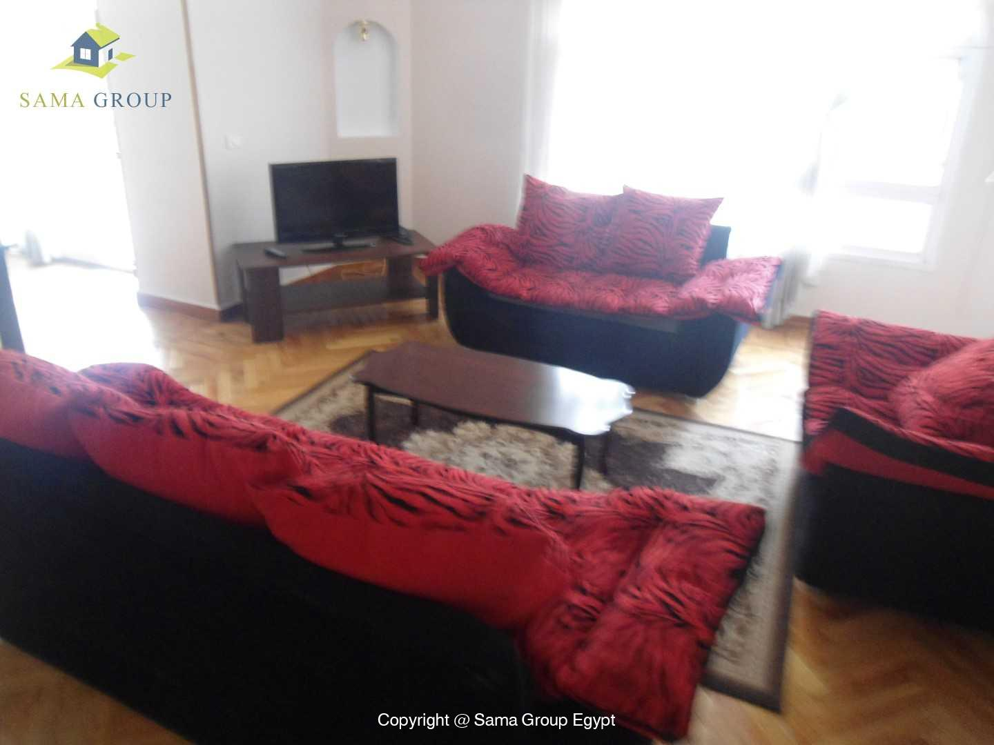 Apartment For Rent In Maadi Degla,Modern Furnished,Apartment NO #22