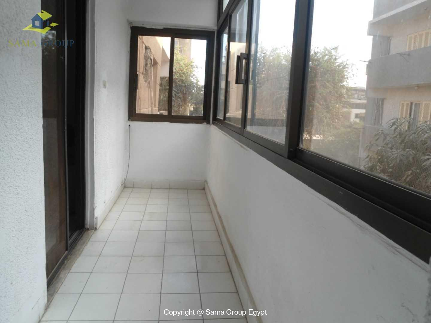 Apartment For Rent In Maadi Sarayat,Furnished,Apartment NO #9
