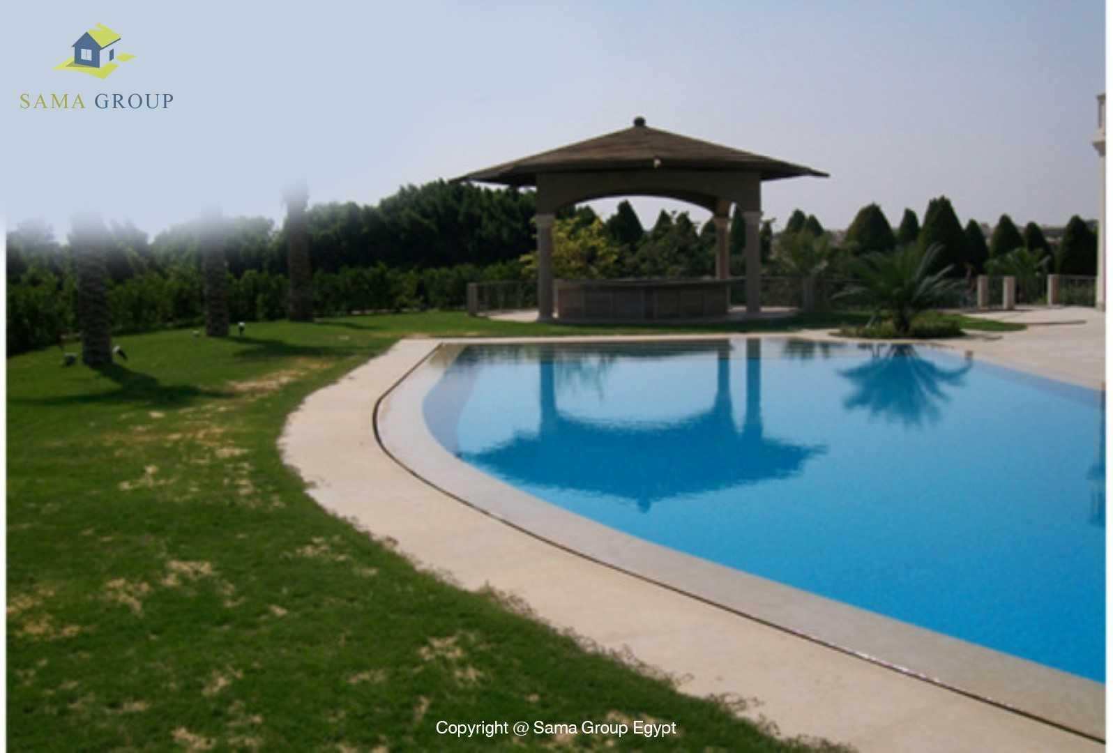 Villa For Rent In Katameya Heights,Modern Furnished,Villa NO #2