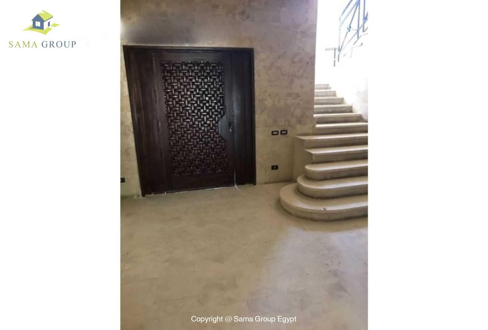 Villa For Rent In Katameya Heights,Semi furnished,Villa NO #4