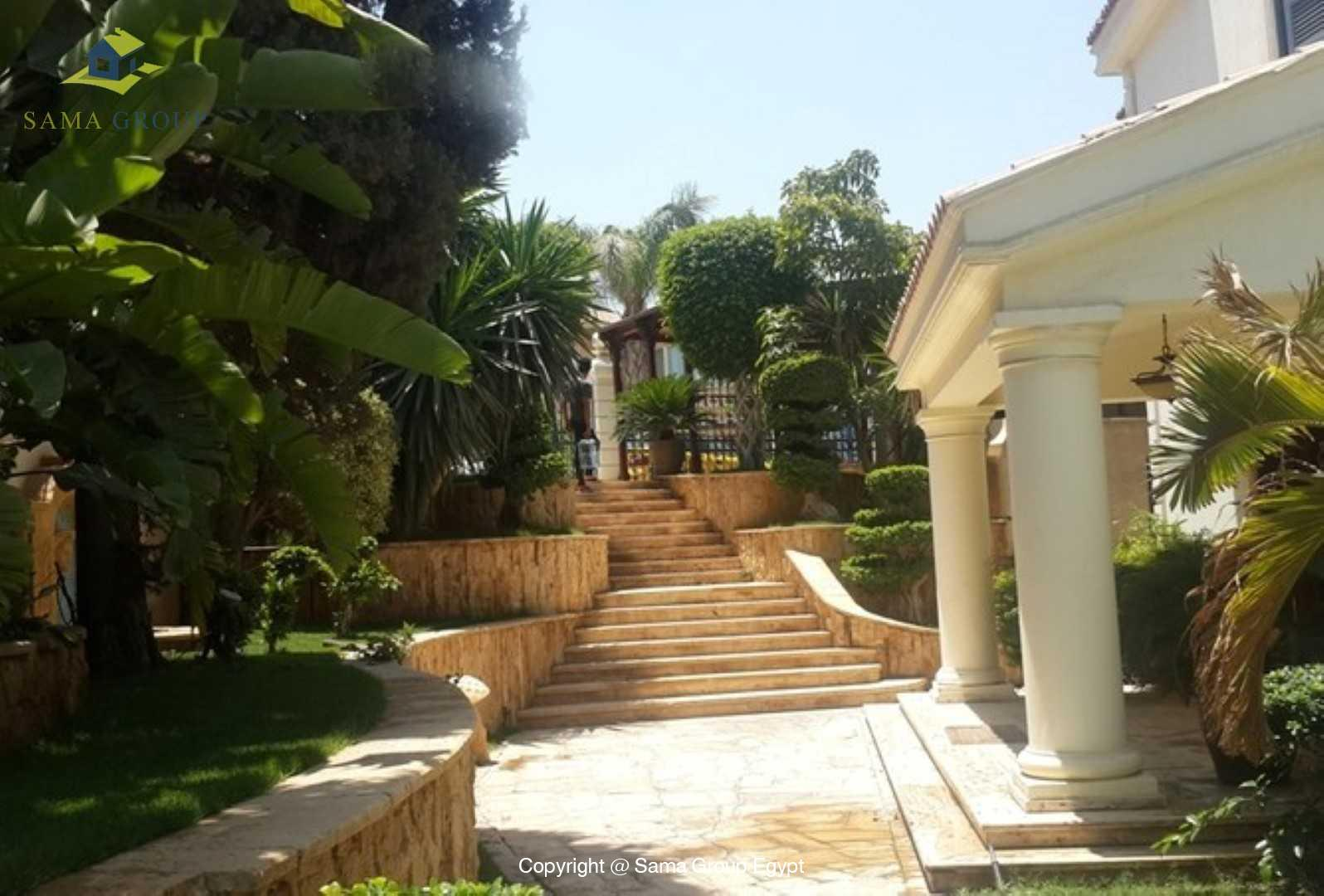 Amazing Villa For Rent In Katameya Heights,Modern Furnished,Villa NO #9