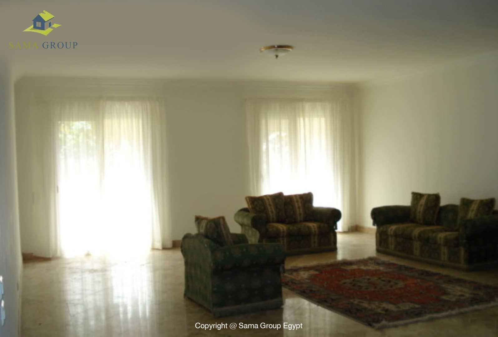 Villa For Rent In Katameya Heights,Furnished,Villa NO #2