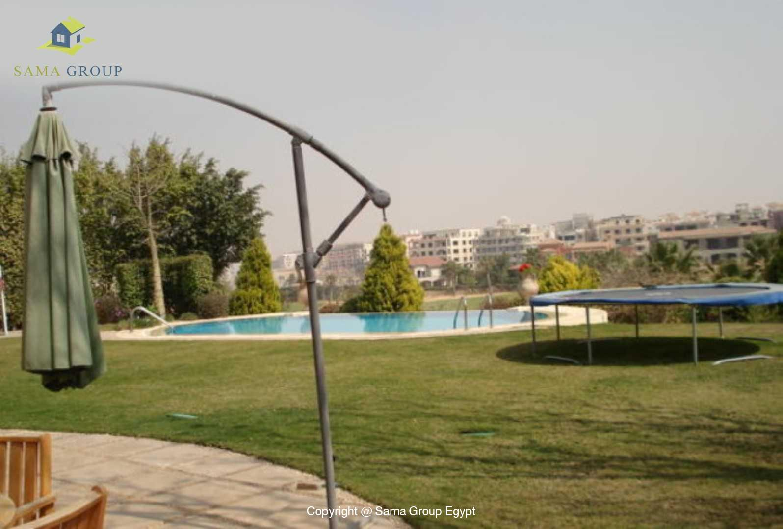 Amazing Villa For Rent In Katameya Heights,Modern Furnished,Villa NO #4
