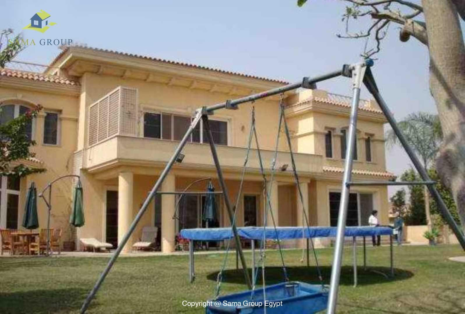 Amazing Villa For Rent In Katameya Heights,Modern Furnished,Villa NO #6