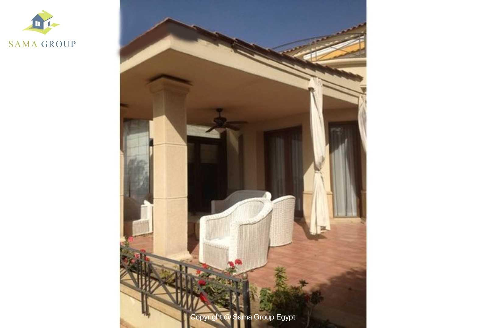 Amazing Villa For Rent In Katameya Heights,Modern Furnished,Villa NO #8