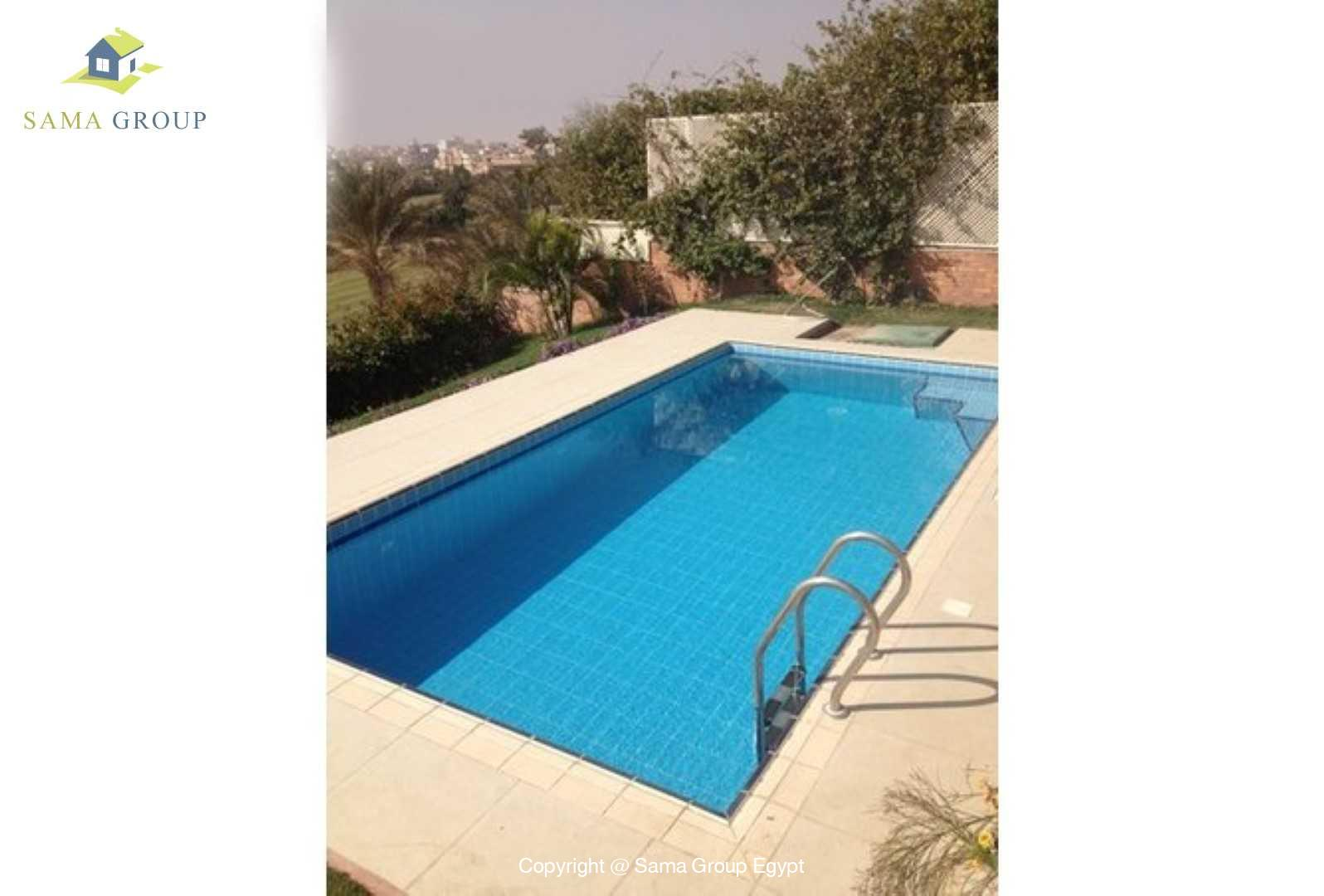 Amazing Villa For Rent In Katameya Heights,Modern Furnished,Villa NO #7