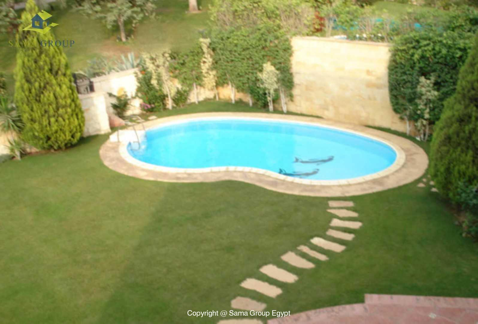 Amazing Villa With Pool For Rent In Arabella