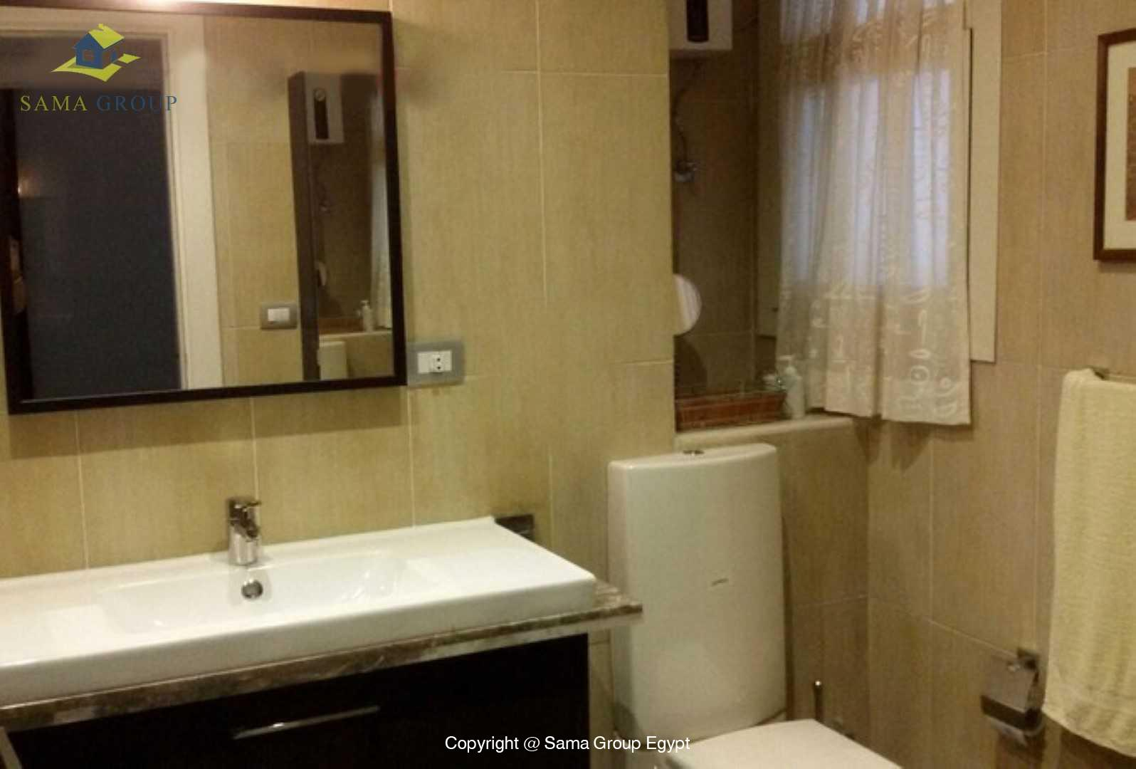 Apartment For Rent In Village Gate New Cairo,Modern Furnished,Apartment NO #9