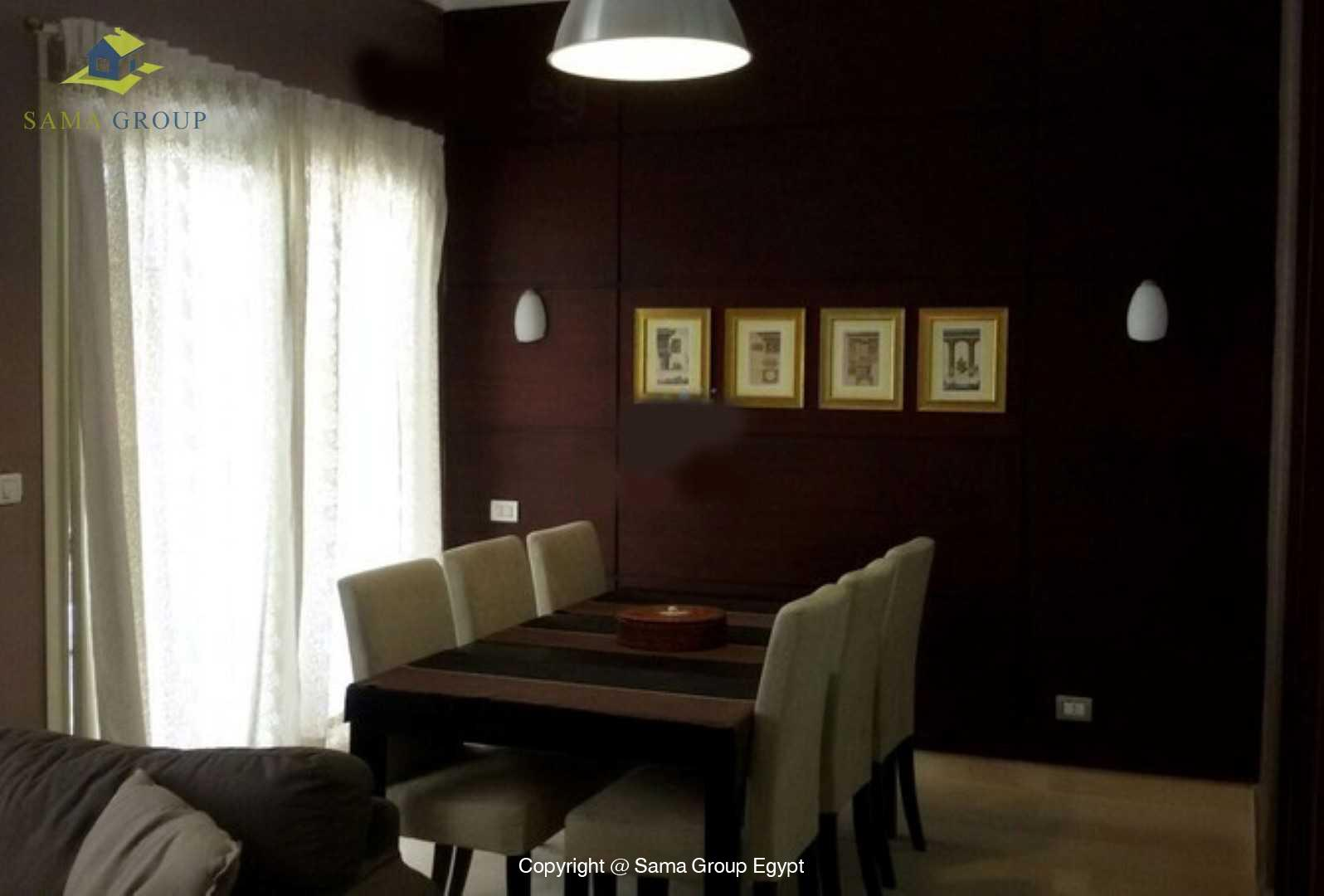 Apartment For Rent In Village Gate New Cairo,Modern Furnished,Apartment NO #6