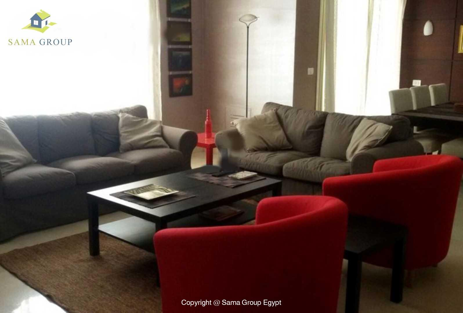 Apartment For Rent In Village Gate New Cairo,Modern Furnished,Apartment NO #2