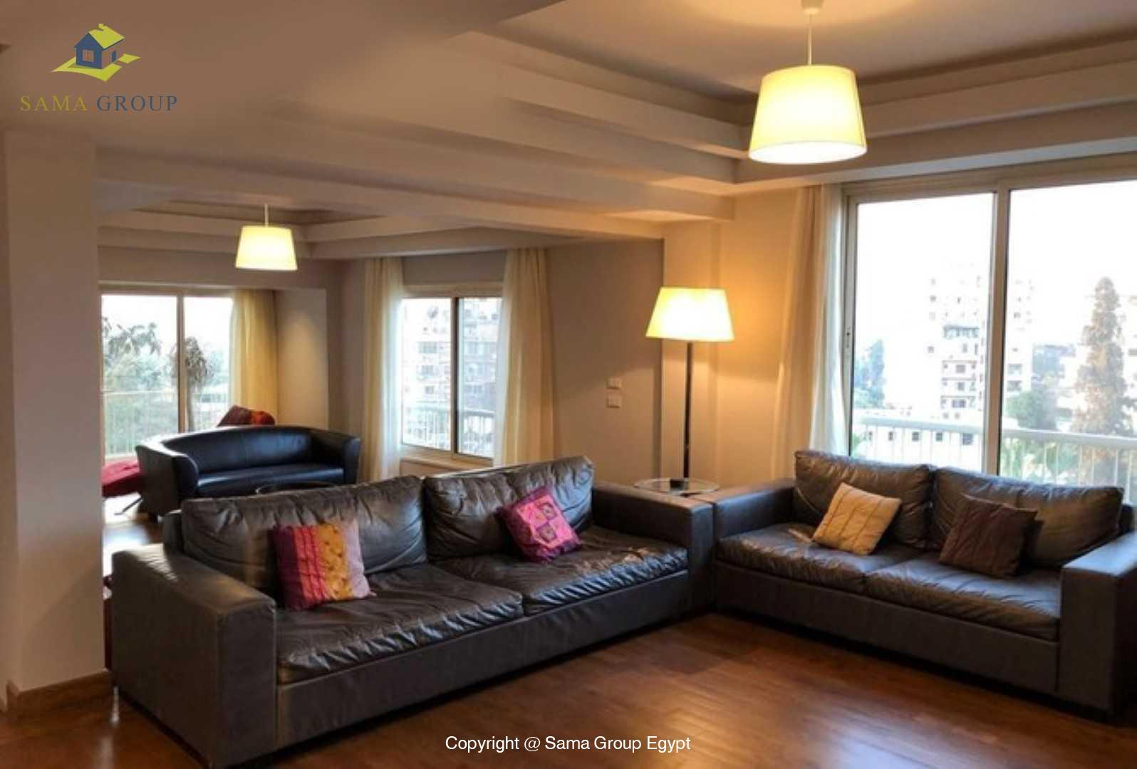 Apartment For Rent In Zamalek,Modern Furnished,Apartment NO #1