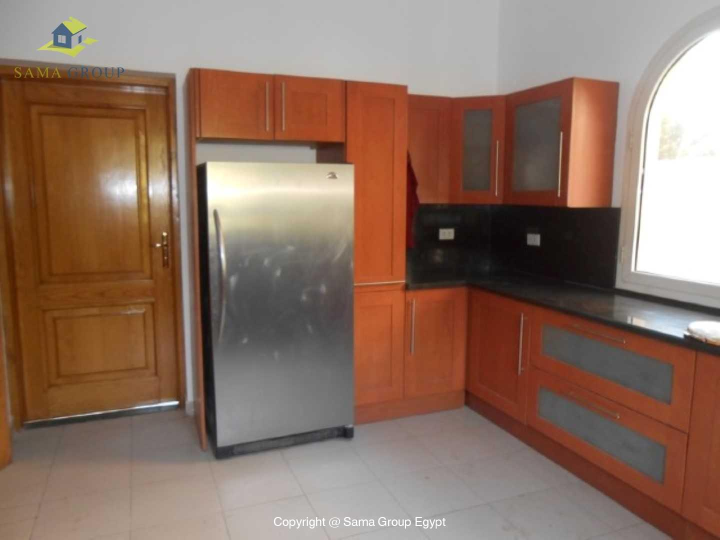 Golf View Villa For Rent In Katameya Heights,Semi furnished,Villa NO #22
