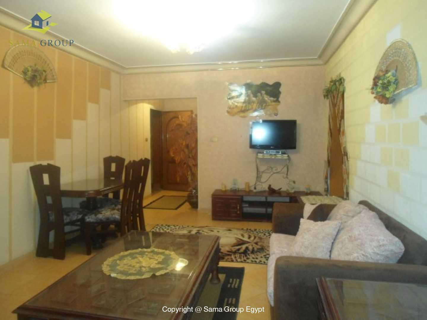 Apartment For Rent In Maadi Degla,Modern Furnished,Apartment NO #4