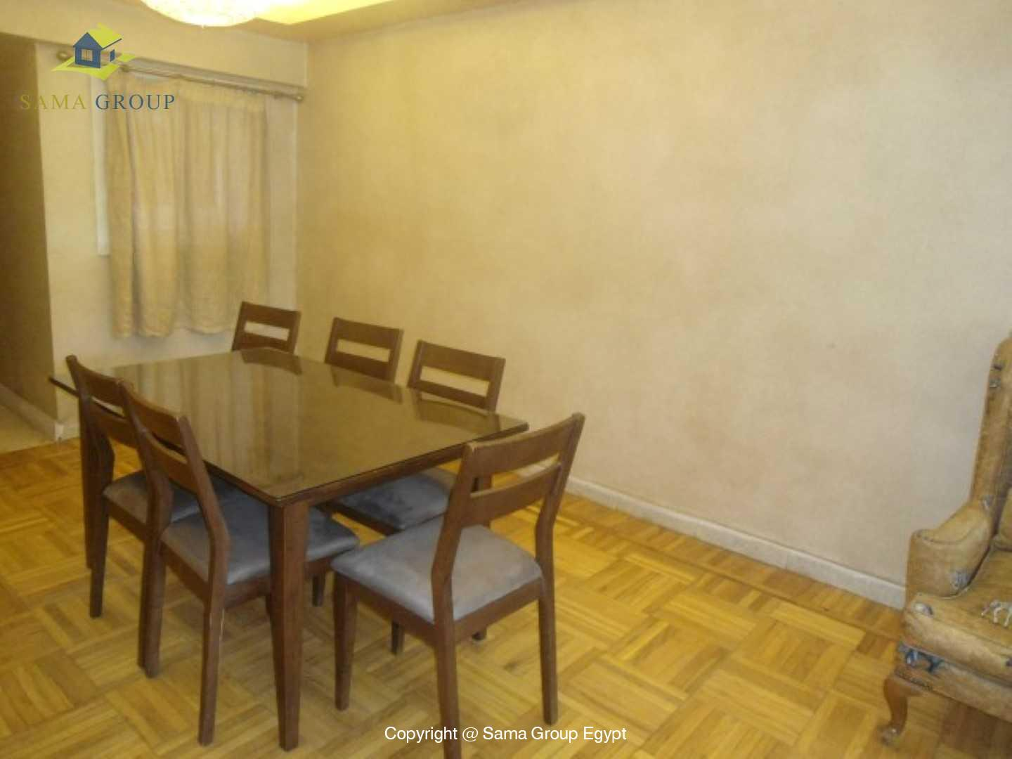 Apartment For Rent In Maadi Degla,Modern Furnished,Apartment NO #11