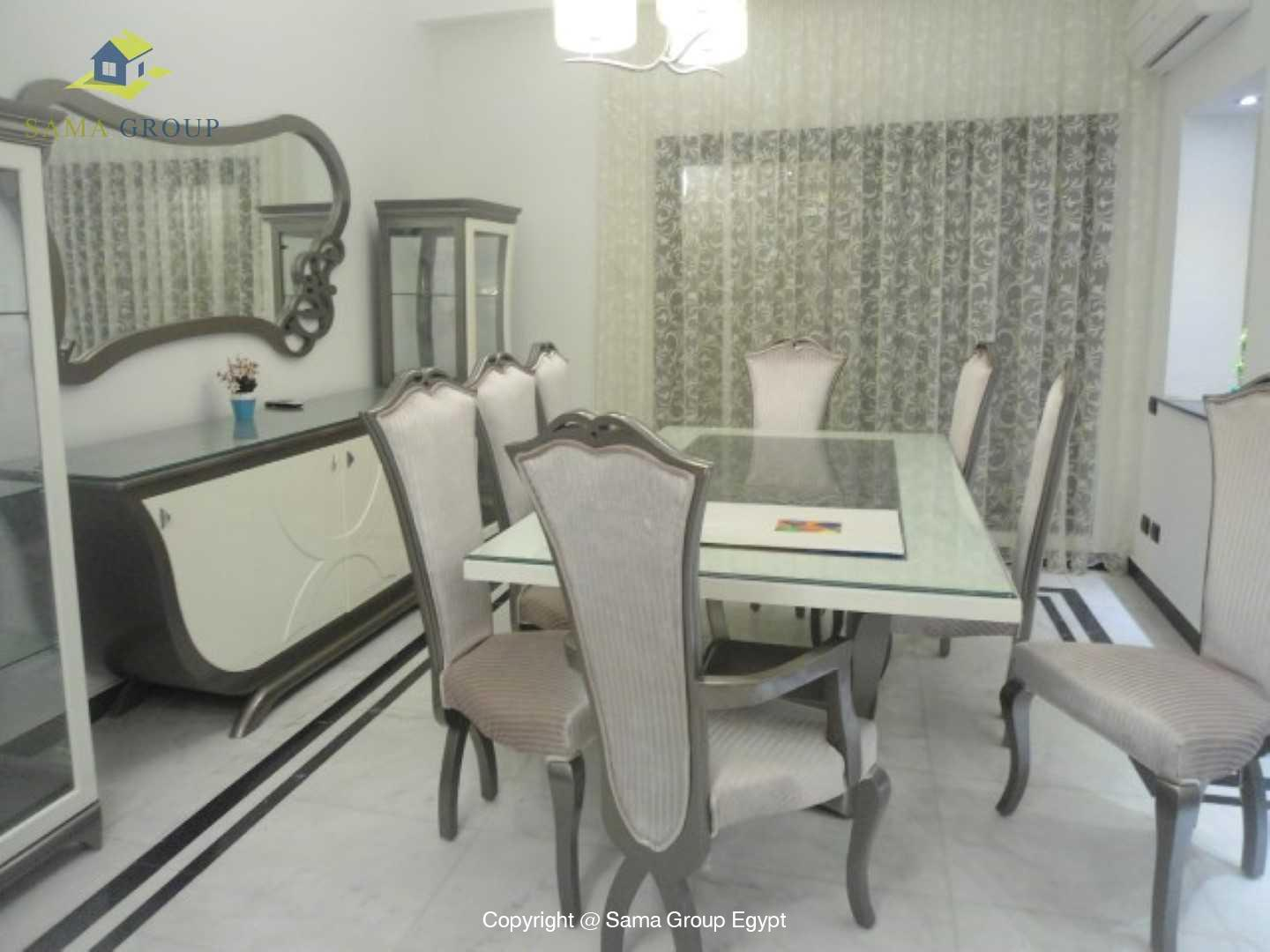 Brand New Modern Apartment For Rent In Maadi,Modern Furnished,Apartment NO #10
