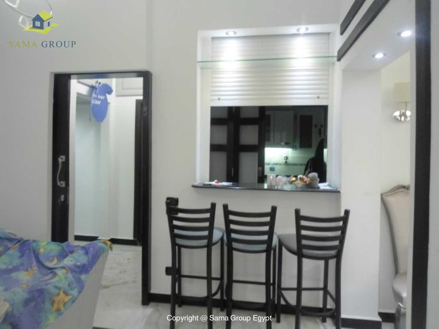 Brand New Modern Apartment For Rent In Maadi,Modern Furnished,Apartment NO #8