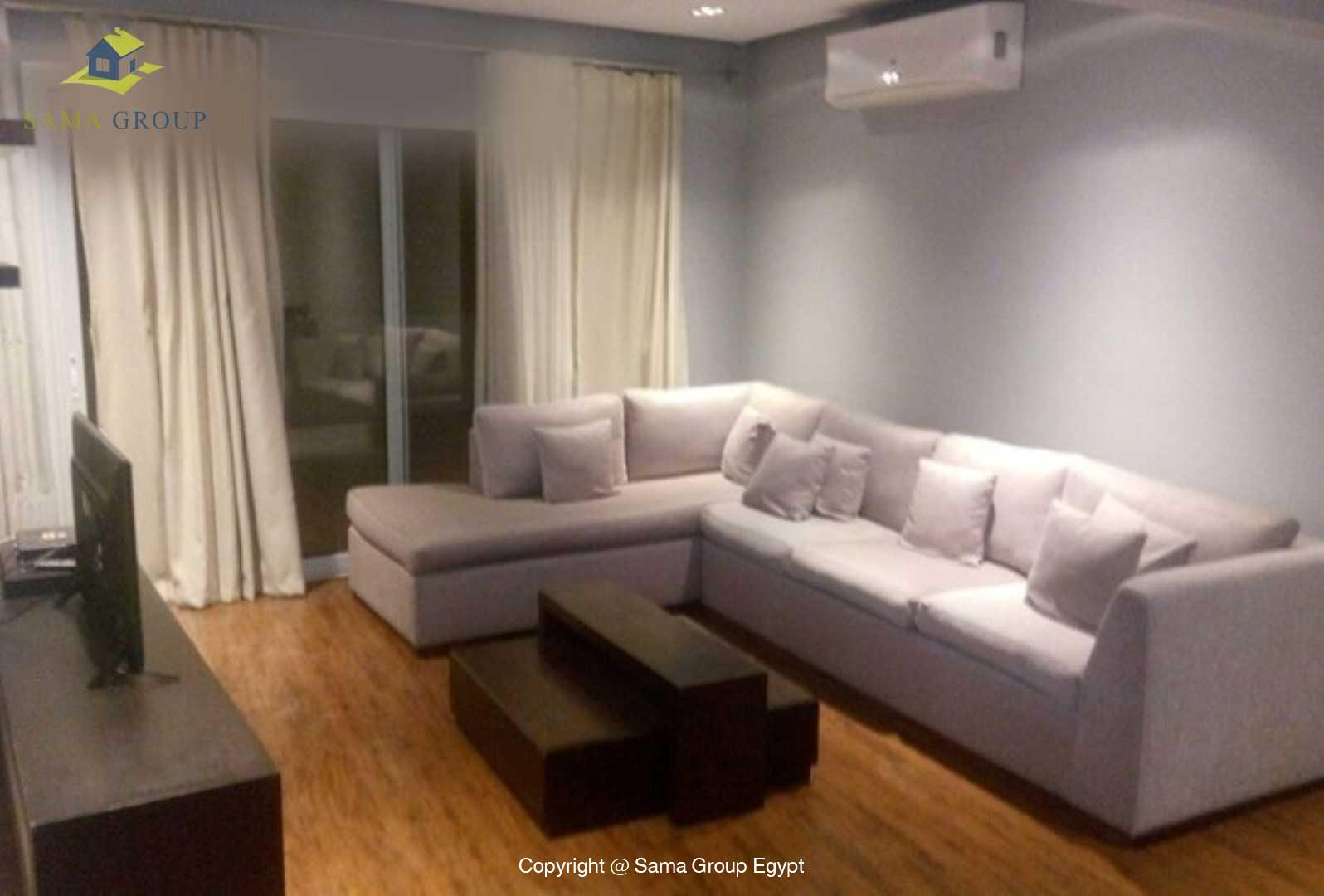 Penthouse For Rent In New Cairo Chouifat,Modern Furnished,Penthouse NO #2