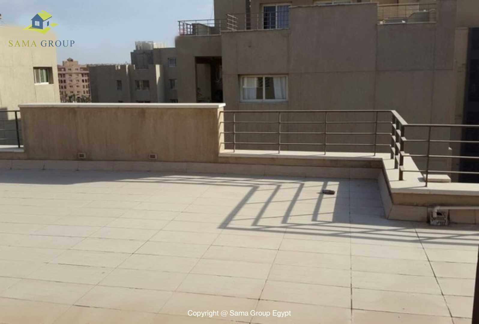 Penthouse For Rent In New Cairo The Village,Modern Furnished,Penthouse NO #6