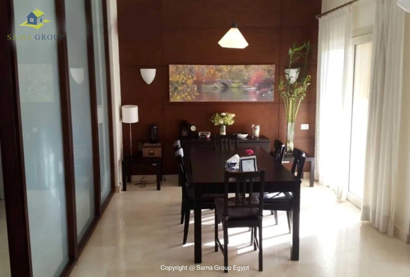 Penthouse For Rent In New Cairo The Village,Modern Furnished,Penthouse NO #5