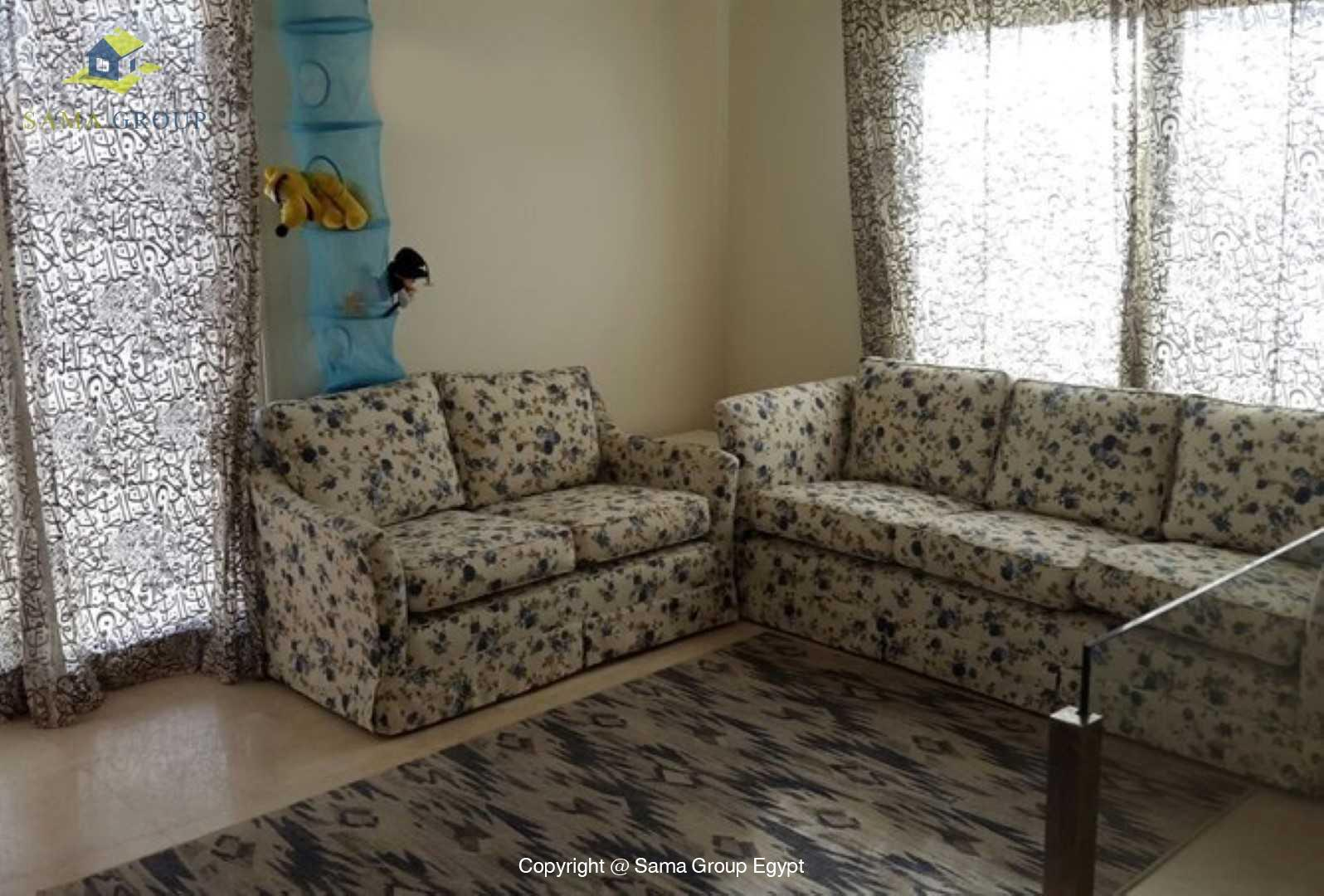 Penthouse For Rent In New Cairo The Village,Modern Furnished,Penthouse NO #4
