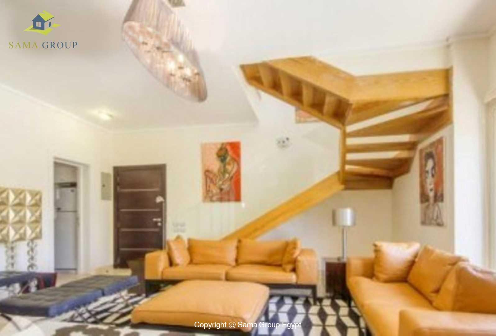 Penthouse For Rent In New Cairo The Village