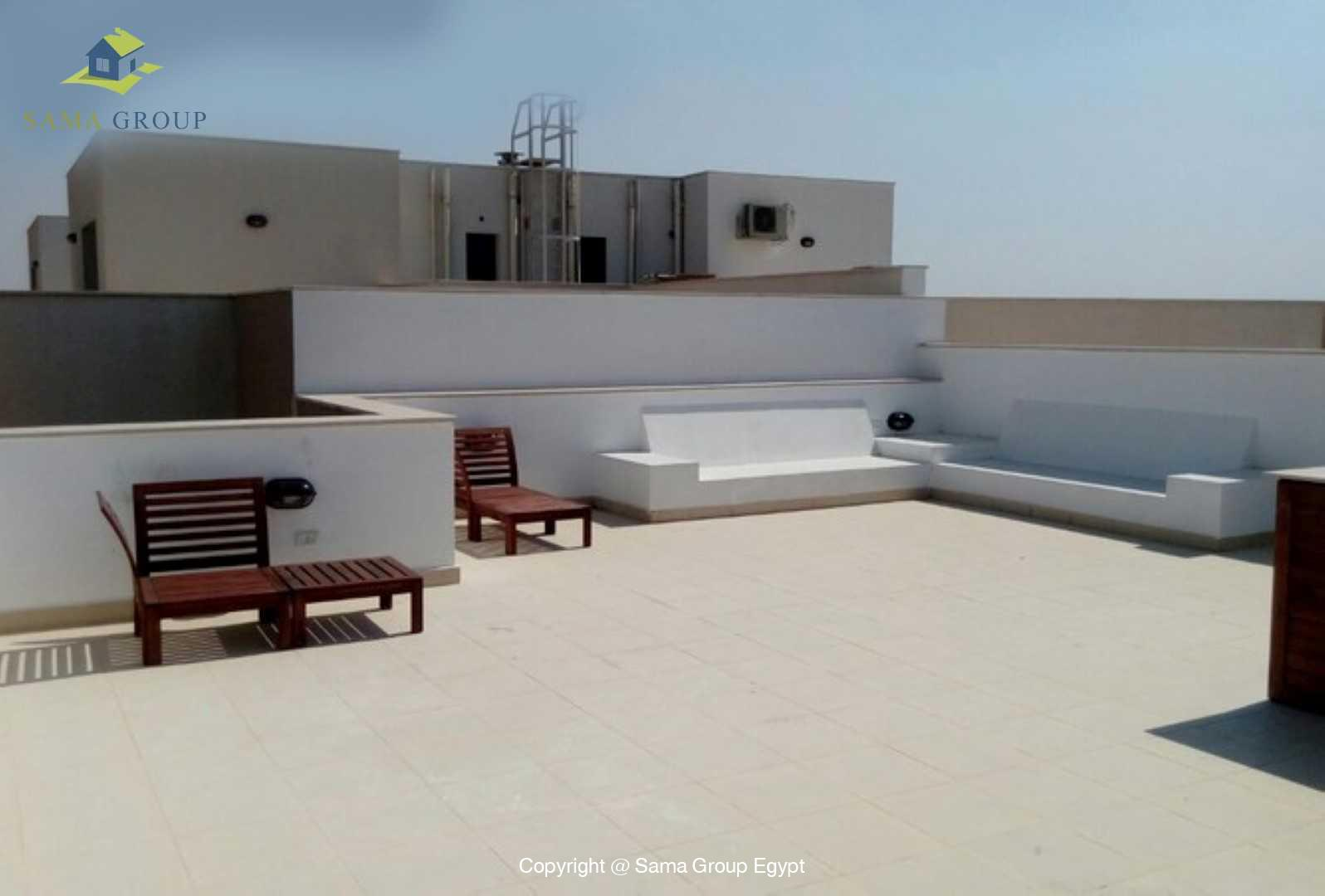 Penthouse For Rent In New Cairo,Modern Furnished,Penthouse NO #2