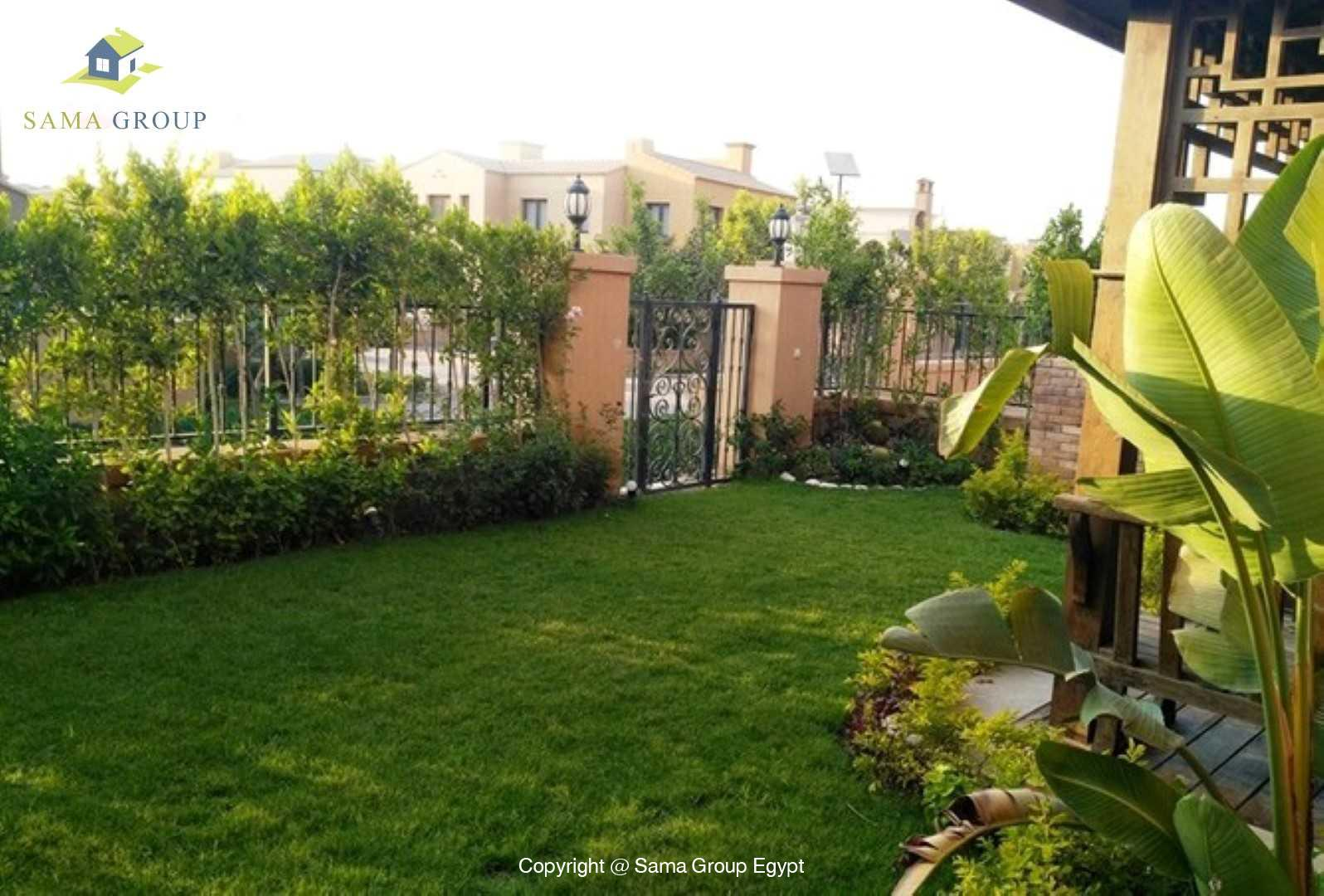 Twin House For Rent In New Cairo In Mivida,Modern Furnished,Twin House NO #2