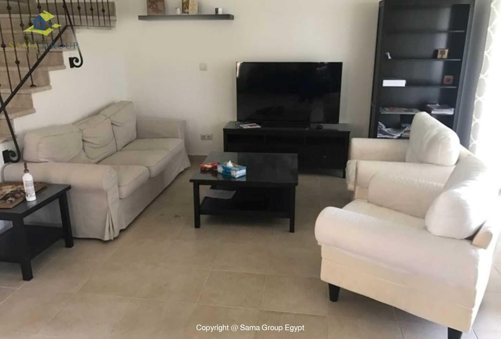 Twin House For Rent In New Cairo In Mivida,Modern Furnished,Twin House NO #8
