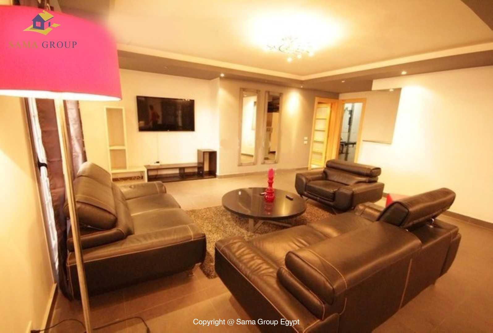 Ultra Modern Ground Floor For Rent In Maadi Sarayat,Furnished,Ground Floor NO #16