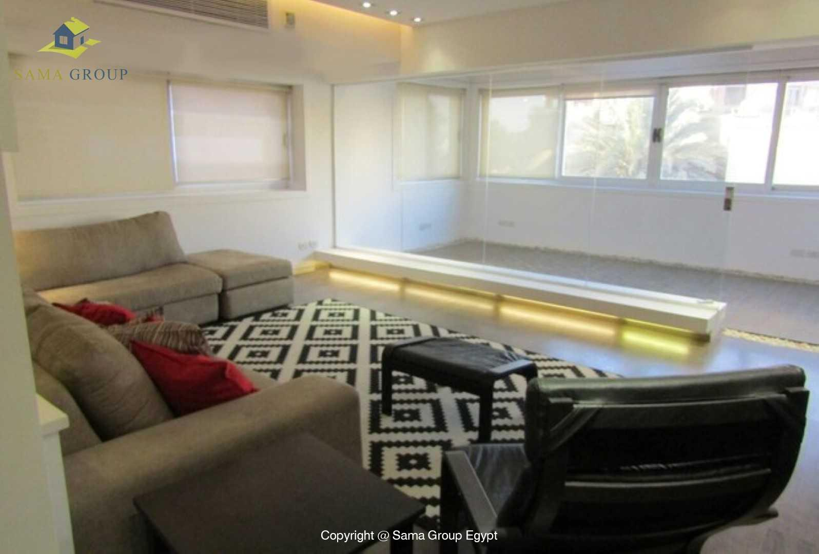 Ultra Modern Penthouse For Rent In Maadi,Modern Furnished,Penthouse NO #2