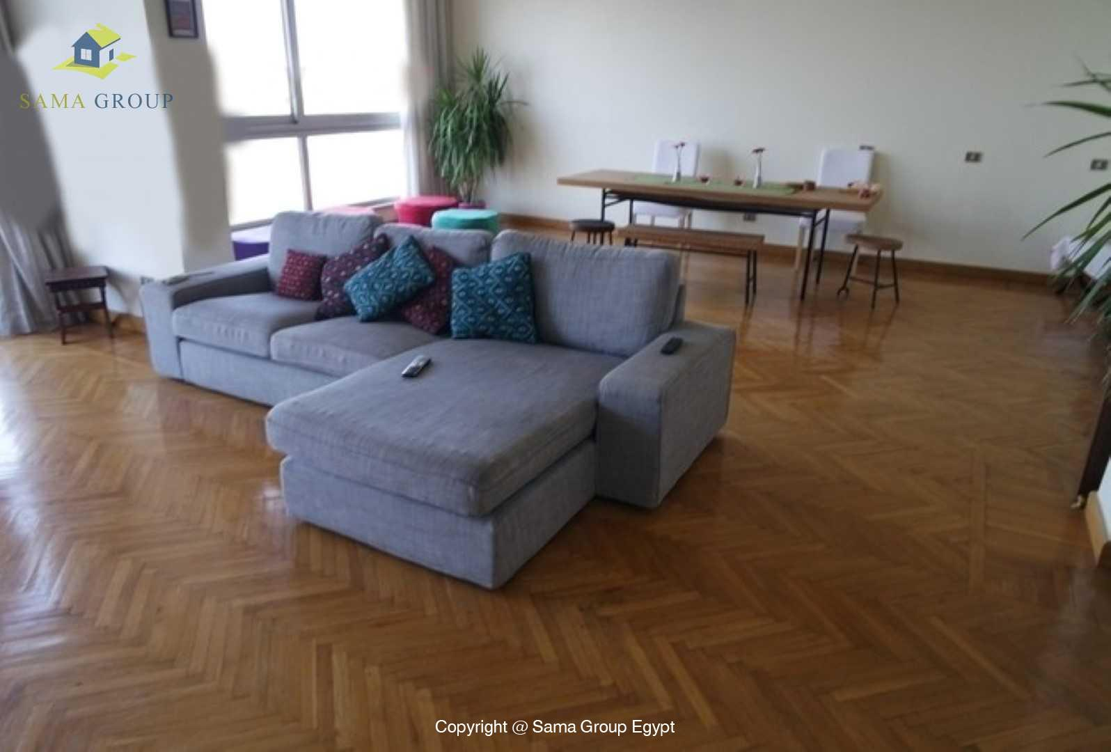 Modern Apartment For Rent In Dokki,Modern Furnished,Apartment NO #7