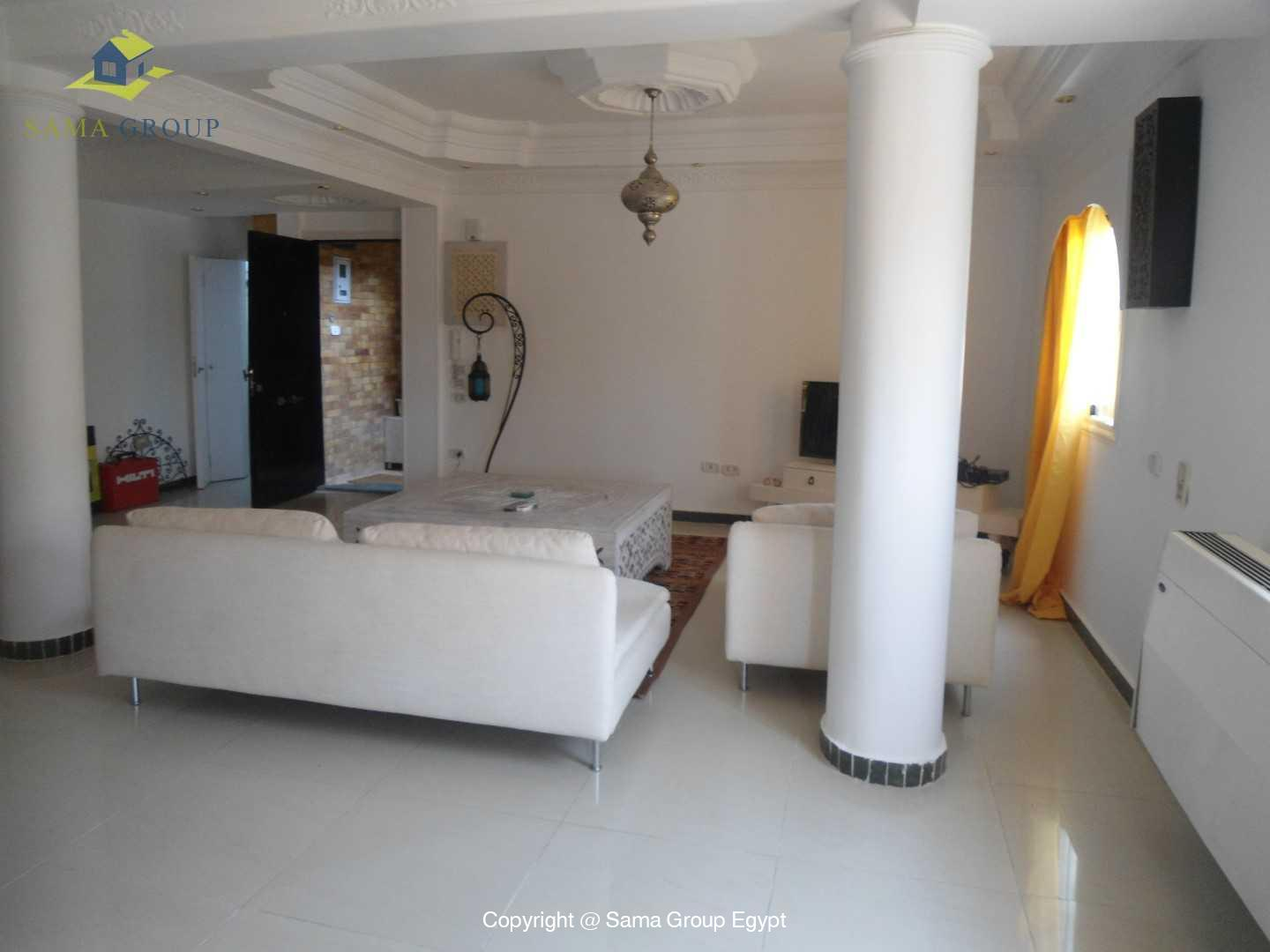 Apartment For Sale In Maadi Degla,Modern Furnished,Apartment NO #5