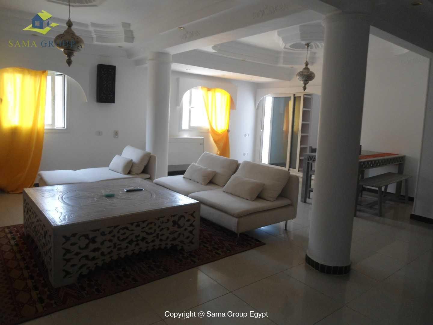 Apartment For Sale In Maadi Degla,Modern Furnished,Apartment NO #3
