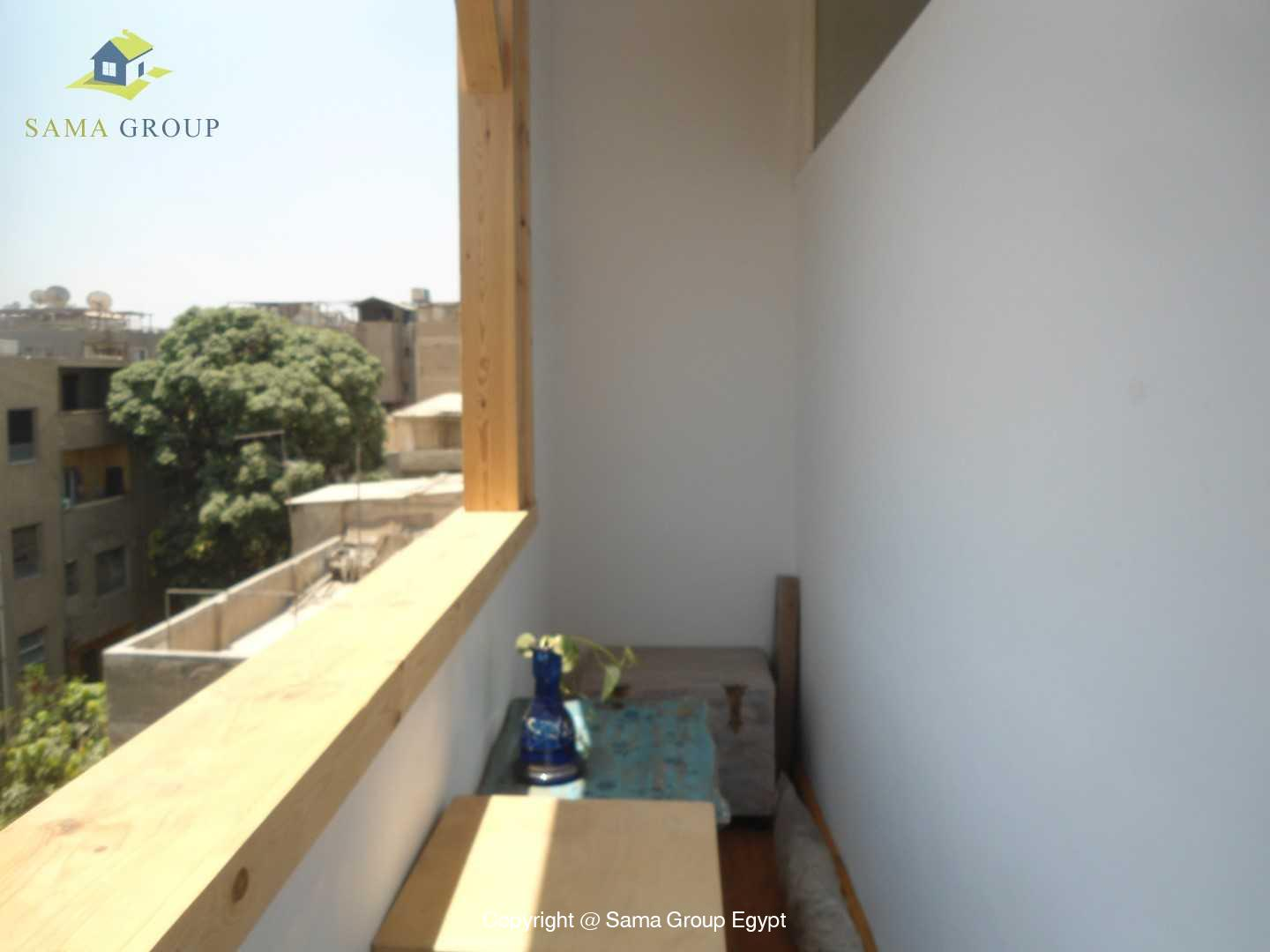 Apartment For Sale In Maadi Degla,Modern Furnished,Apartment NO #17