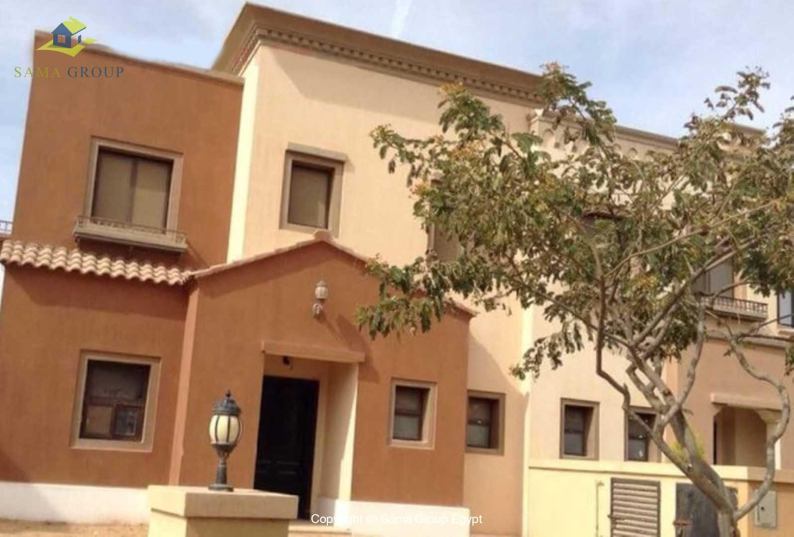 Twin House For Rent In New Cairo In Mivida