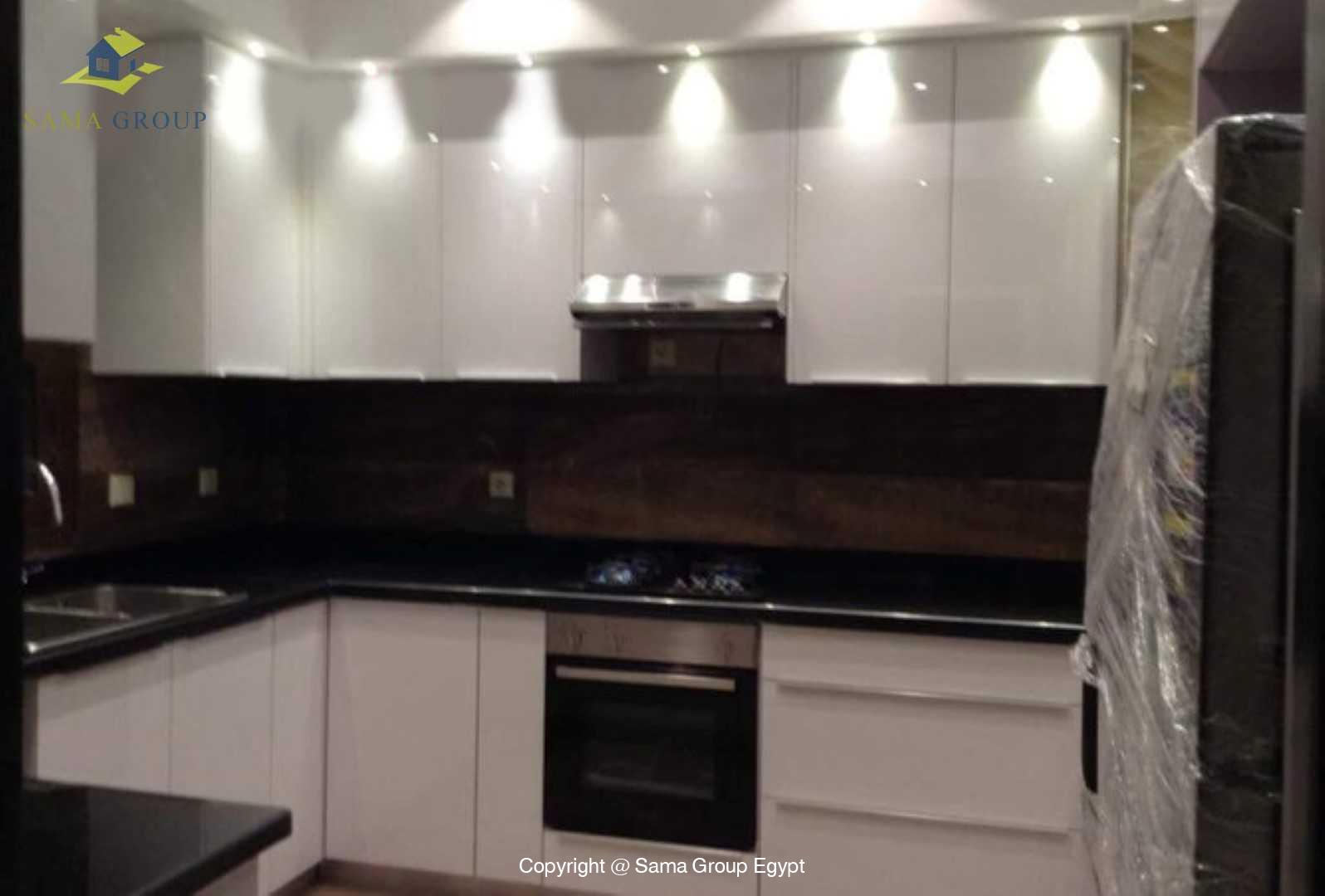 Twin House For Rent In New Cairo In Mivida,Semi furnished,Twin House NO #8